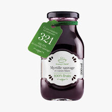 Jus de myrtille et de raisin blanc Granny's Secret