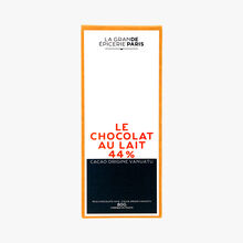 Le chocolat au lait 44 % - Cacao origine Vanuatu La Grande Épicerie de Paris