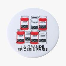 Magnet décapsuleur confiture La Grande Épicerie de Paris