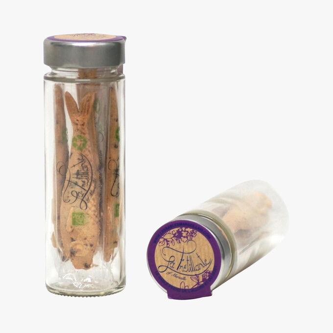 Figues, biscuit sablé sucré Les Sablés Marseillais