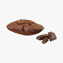 Chocolate Madeleines Les Gourmandises de Mireille