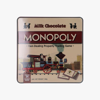 Edition chocolat Monopoly Chocosuisse Import