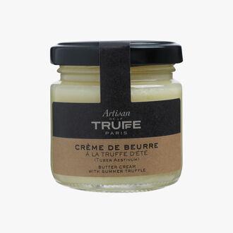 Crème de beurre à la truffe d'été Artisan de la truffe