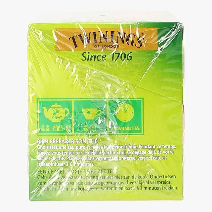 Green tea - Lemon touched with honey Twinings