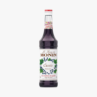 Blackcurrant cordial Monin