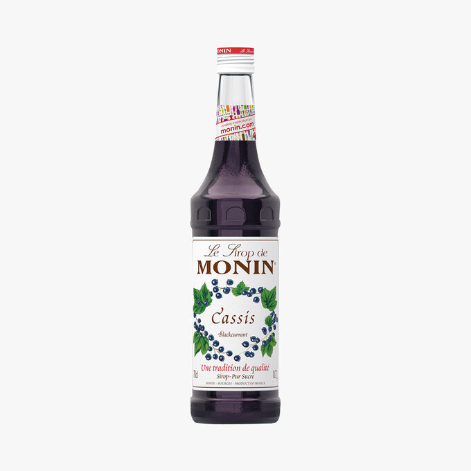 Blackcurrant cordial Monin