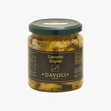 Carciofini Grigliati - Artichauts grillés Davoli