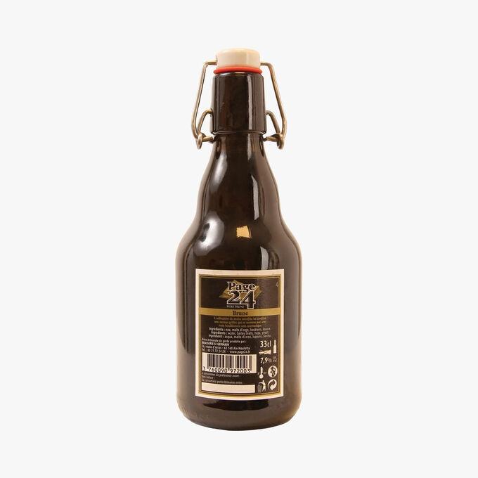 Page 24 Brune beer Brasserie-st-Germain