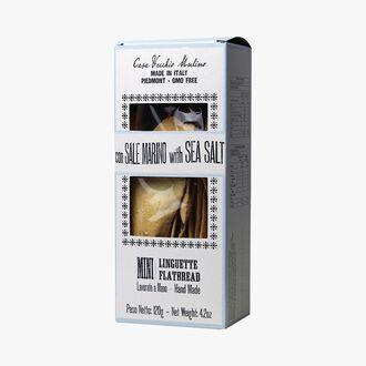 Mini linguette au sel de mer Casa Vecchio Mulino