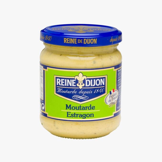 Moutarde à l'estragon Reine de Dijon