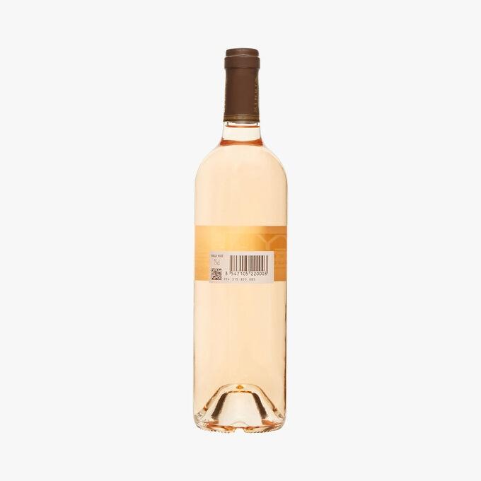 Minuty cuvée Bailly rosé 2017 Minuty
