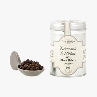Belem black pepper Terre Exotique