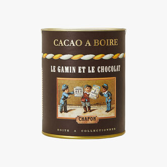 Drinking chocolate - Le gamin et le chocolat, , hi-res