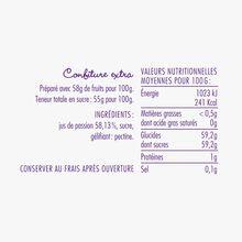 Passion fruit extra jam – 'Maracuja' La Cour d'Orgères