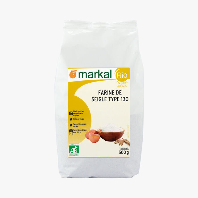 Type 130 rye flour Markal