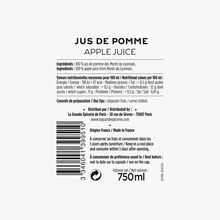 Le jus de pomme des Monts du Lyonnais La Grande Épicerie de Paris