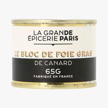 Le bloc de foie gras de canard La Grande Épicerie de Paris