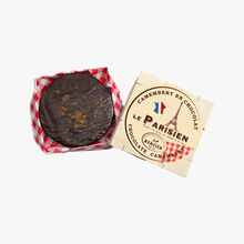 Berrichon : camembert en chocolat gamme 1912 Daniel Mercier