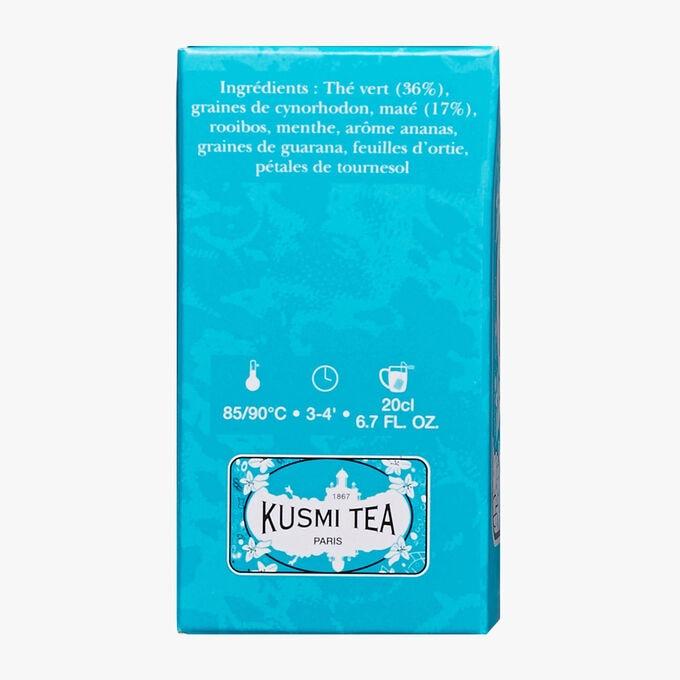 Blue détox boîte de 20 sachets  Kusmi Tea