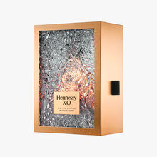 Coffret exclusif en édition limitée Cognac Hennessy X.O par Frank Gehry Hennessy