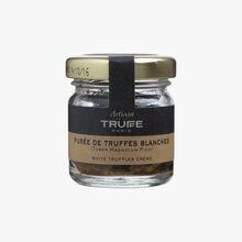 Purée de truffes blanches Artisan de la truffe