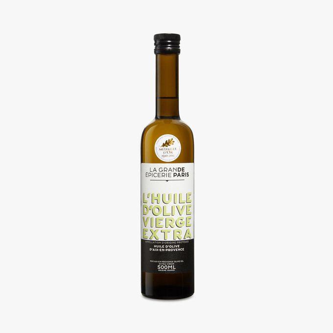 L'huile d'olive vierge extra -  Huile d'olive d'Aix-en-Provence  AOP La Grande Épicerie de Paris