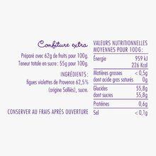 Confiture extra figues violettes de Provence La Cour d'Orgères