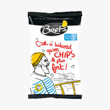 Chips saveur marine Bret's