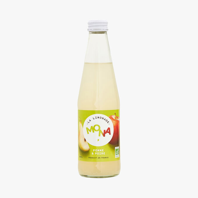 Apple and pear lemonade Mona