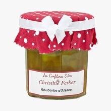 Alsace rhubarb fruit mixture Christine Ferber