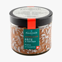 Spread, old-fashioned praline Favarger