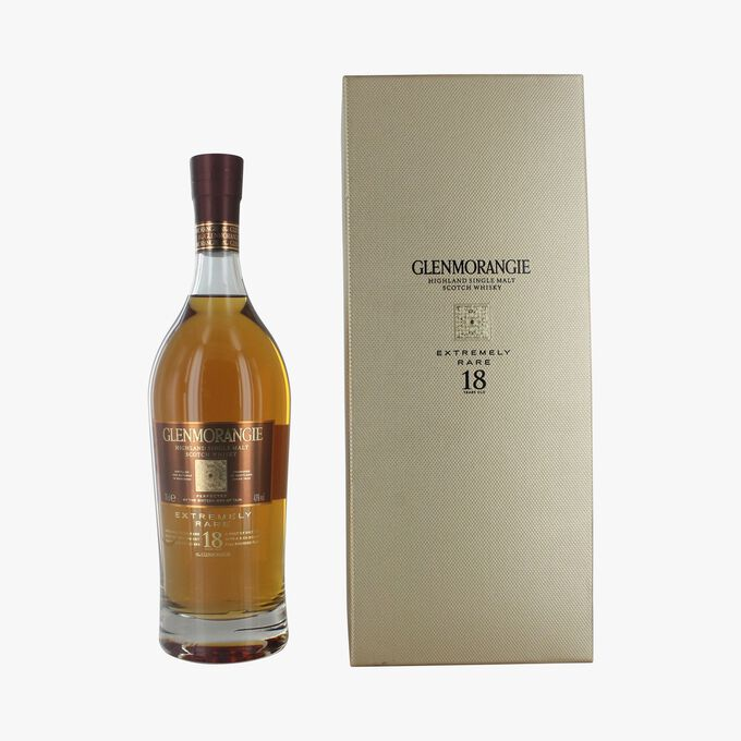 Glenmorangie 18 Year Old Whisky Glenmorangie