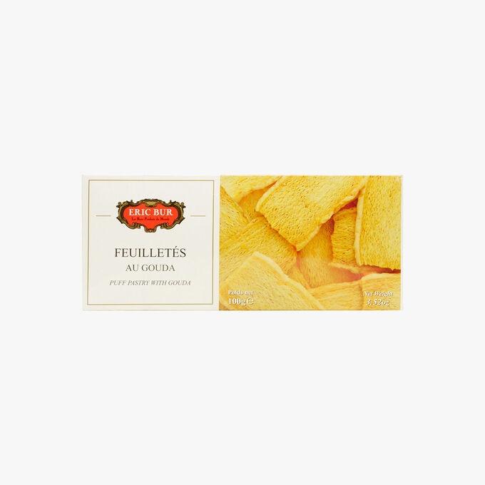 Gouda Puff Pastries Eric Bur