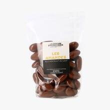 Les amandes au chocolat au lait La Grande Épicerie de Paris