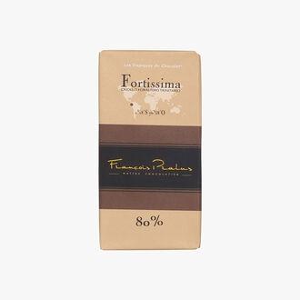 Fortissima bar 80 %  Pralus