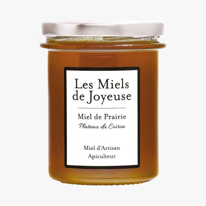 Miel de prairie, plateau du Coiron Les Miels de Joyeuse
