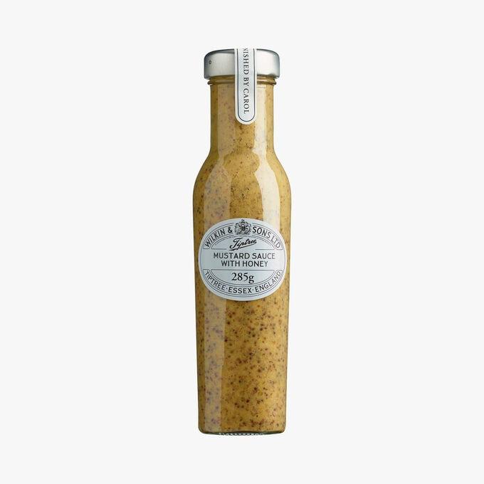 Tiptree honey and mustard sauce Wilkin & Sons