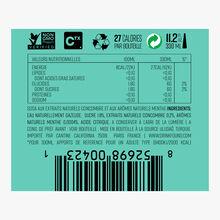 Soda aux extraits naturels concombre et aux arômes naturels menthe Found