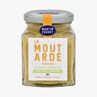 Honey and Chardonnay mustard  Martin Pouret