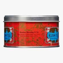 Thé du matin n°24 boîte métal Kusmi Tea