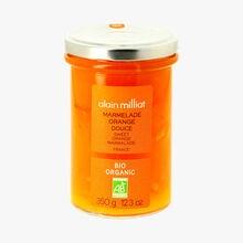 Marmelade orange douce Alain Milliat