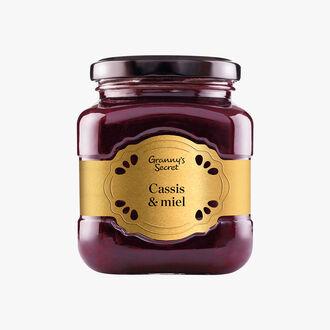 Fruit delight & honey - Blackcurrant and honey Granny's Secret