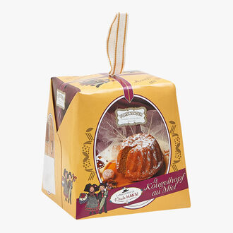 Honey gingerbread kougelhopf Fortwenger