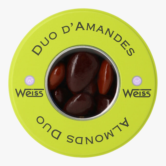 Duo d'amandes Weiss