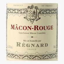 Maison Regnard, PDO Mâcon rouge, 2017 Maison Regnard
