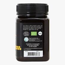 Miel de Manuka biologique - Nouvelle-Zélande Comptoirs et Compagnies