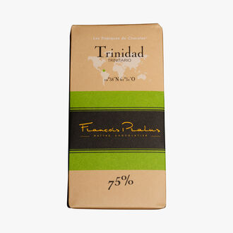 Trinidad 75 % chocolate bar Pralus