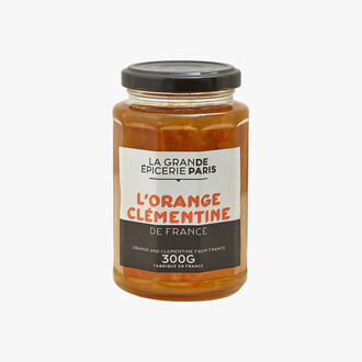 L'orange clémentine de France La Grande Épicerie de Paris