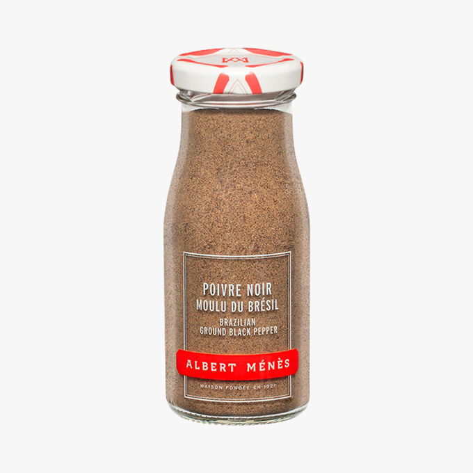 Ground black pepper Albert Ménès