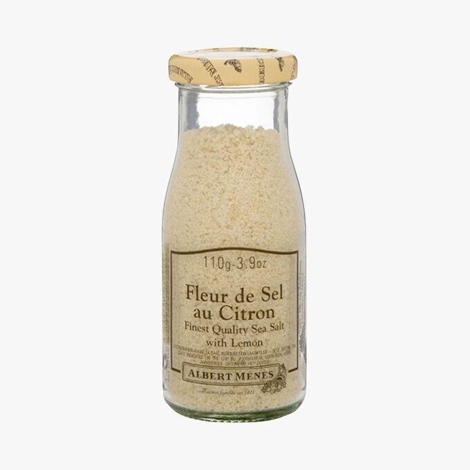 Lemon fleur de sel Albert Ménès